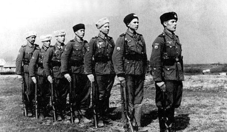 Казаки против большевиков во Вторую мировую войну