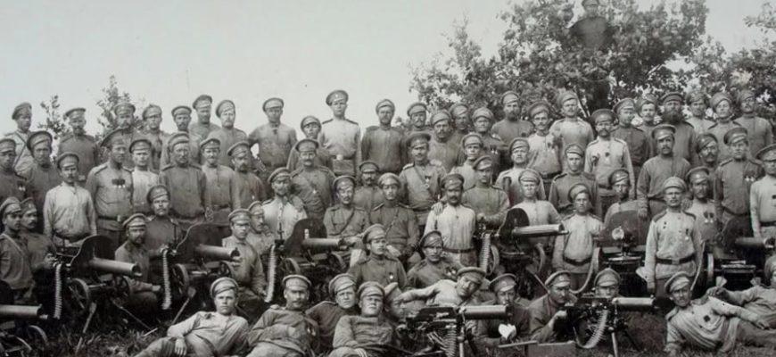 Что получила Россия за победу в первой мировой войне