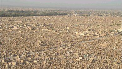 Самые крупные кладбища в истории