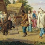Скоморохи на Руси – смешные и страшные