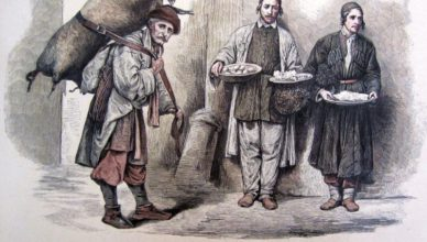 Законы о евреях со времен Древней Руси