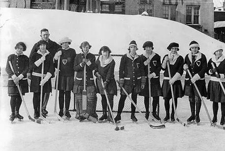 Кто изобрёл хоккей