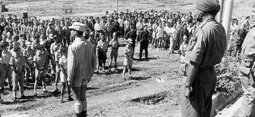 Как Индия выиграла войну с Португалией за 36 часов