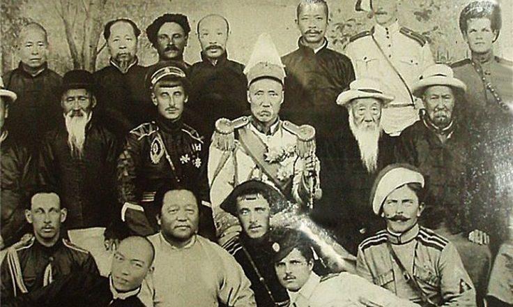 Жизнь казака в Китае
