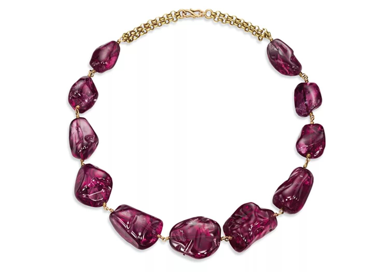 Ожерелье Моголов из шпинели