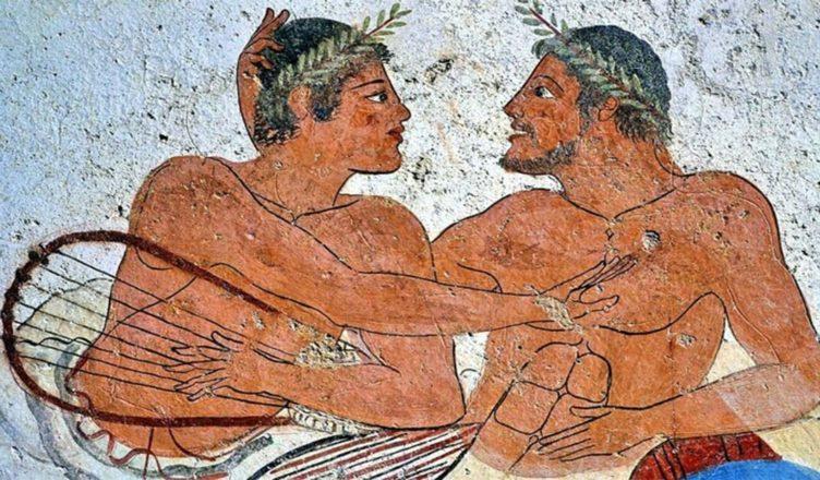 Отношение к гомосексуализму в древности