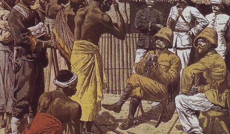 Как происходила борьба африканцев с европейскими колонизаторами