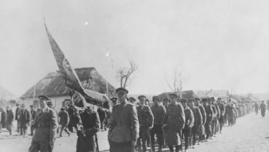 Казачий «Синегорский полк»