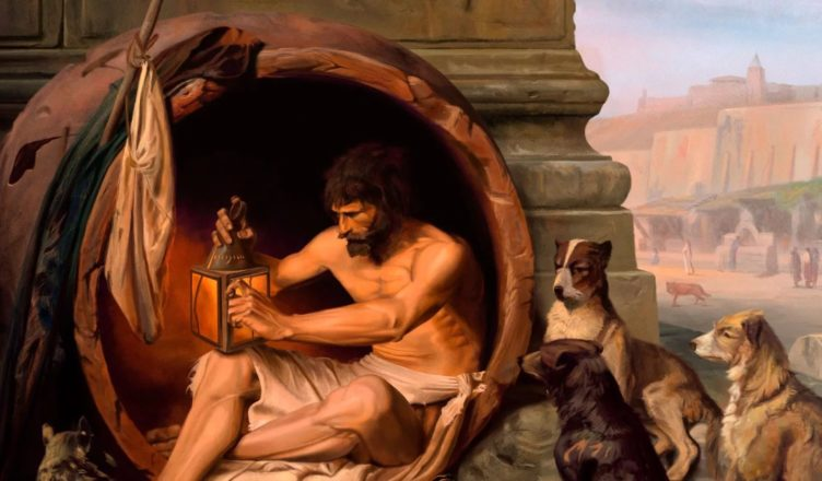 10 странностей Диогена
