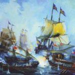 Откуда во флоте Петра I взялись иностранные адмиралы