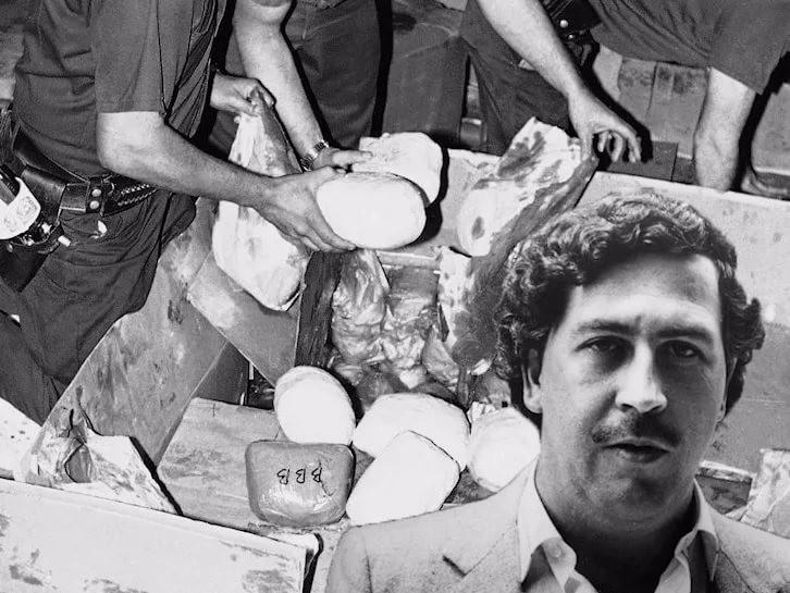 За что американцы не любят Пабло Эскобара?