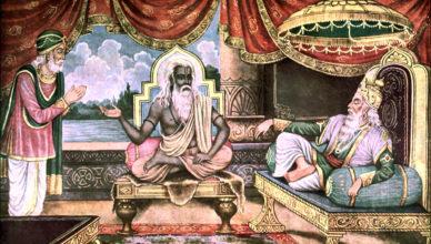 Известные древнеиндийские философы