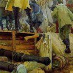 Сколько зарабатывали офицеры петровского флота?