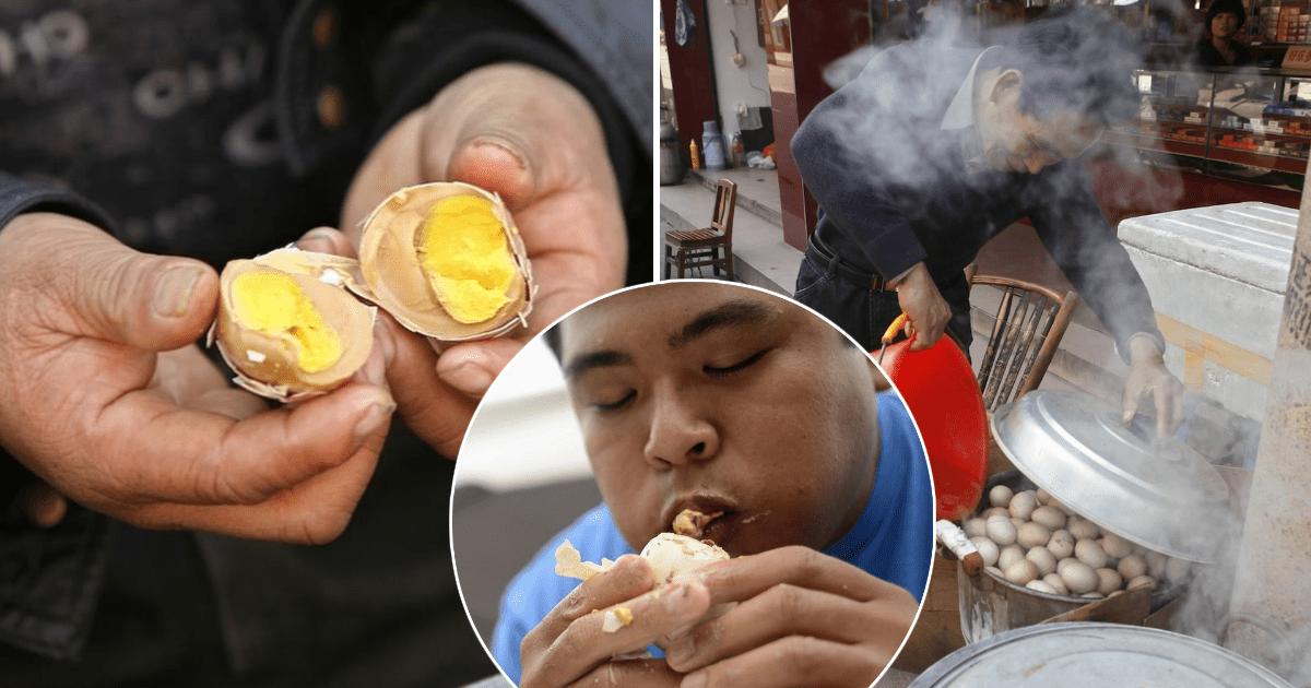 Яйца девственника - Тунцзыньдань