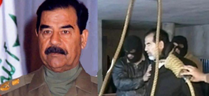 Почему американские солдаты, присутствовавшие при казни Саддама Хусейна, оплакивали его как друга?