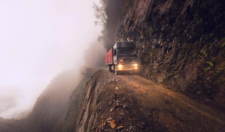 Самые старые дороги в мире