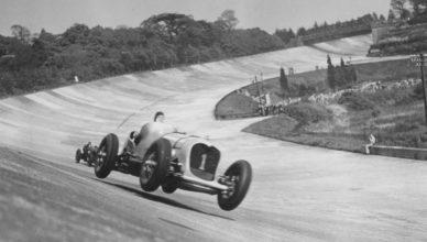 История автомобильных гонок