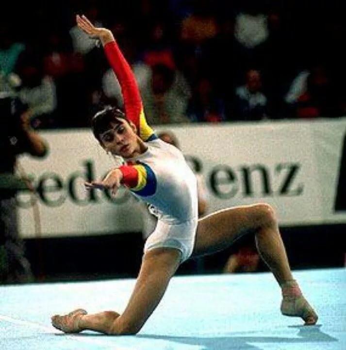 гимнастка Аурелия Добре