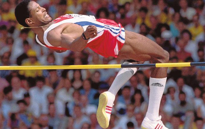 Непобитые рекорды в спорте