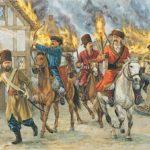 Из чего состояли трофеи или военная добыча казаков?
