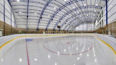 Знаменитые ледовые арены