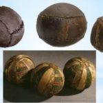 Как производили мячи в былые времена