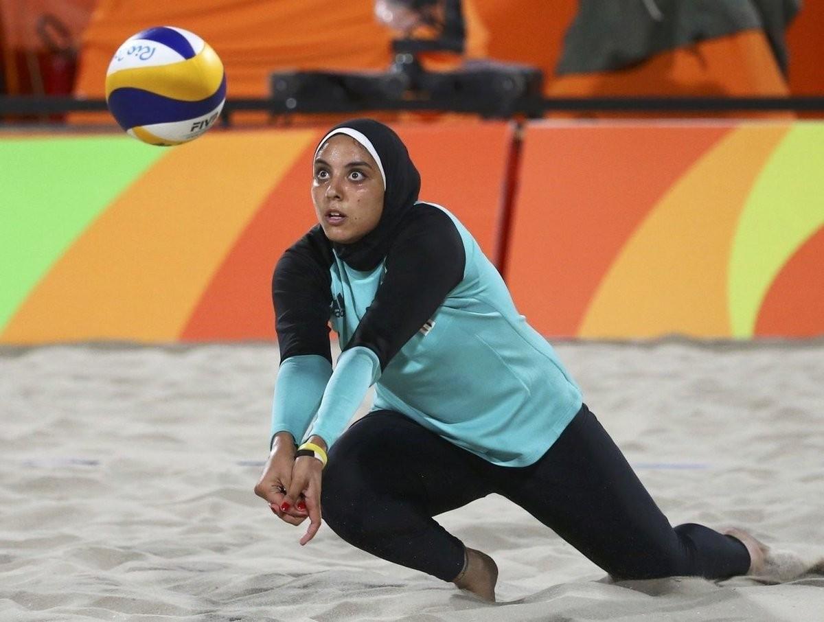 Спортивная форма в мусульманских странах