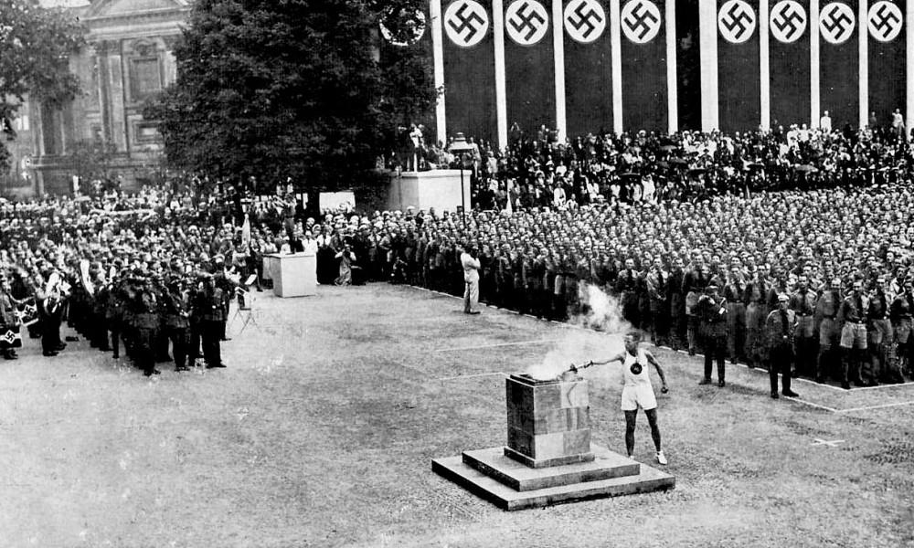 Берлин, 1936 год