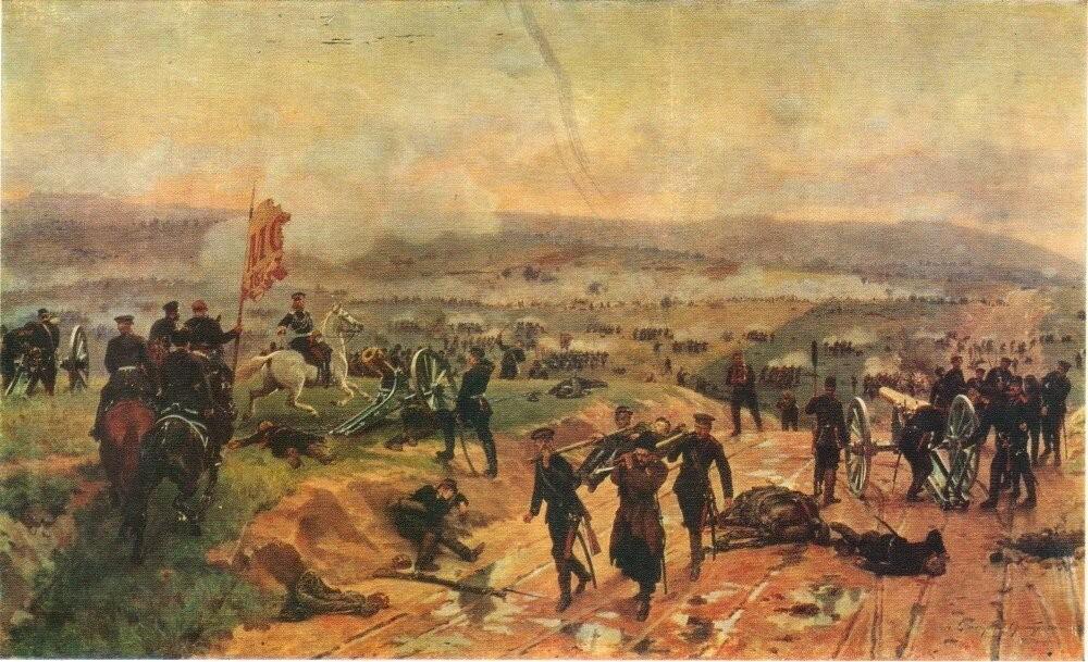 описания русско-турецкой войны 1877—1878 гг.