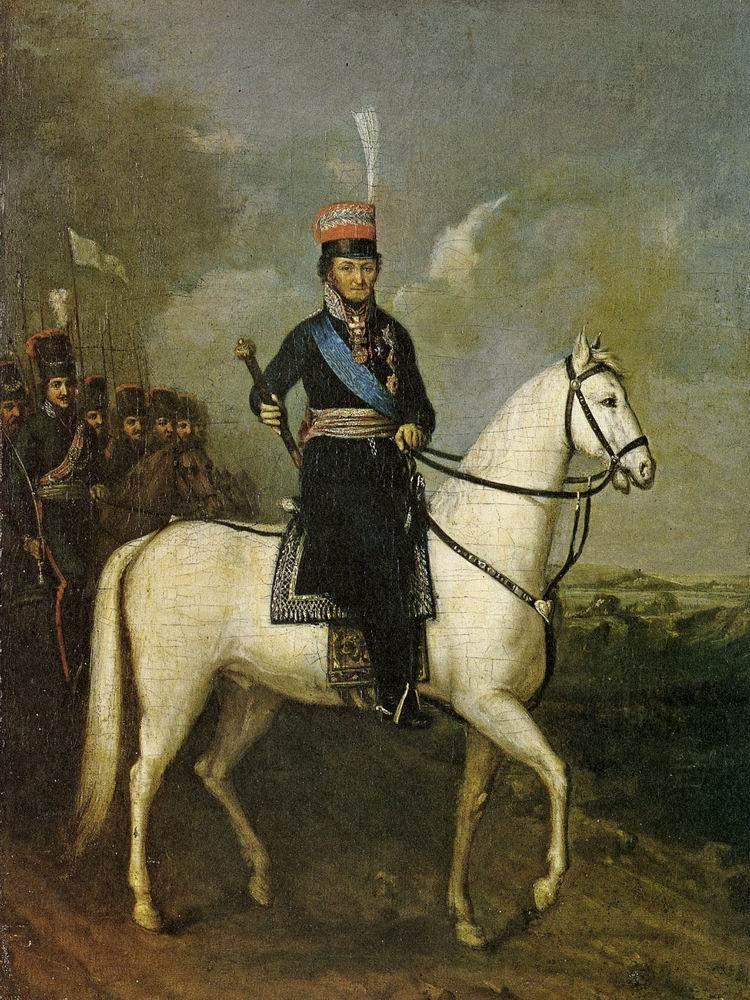 М. И. Платов