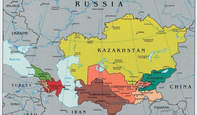 Взаимоотношения России и Средней Азии