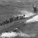 Немецкие подводники