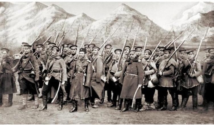 русско-турецкая
