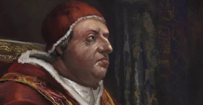 Папу Александр VI