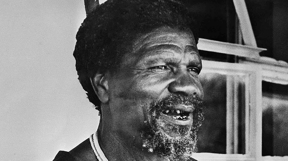 Свазиленд – король Собуза II