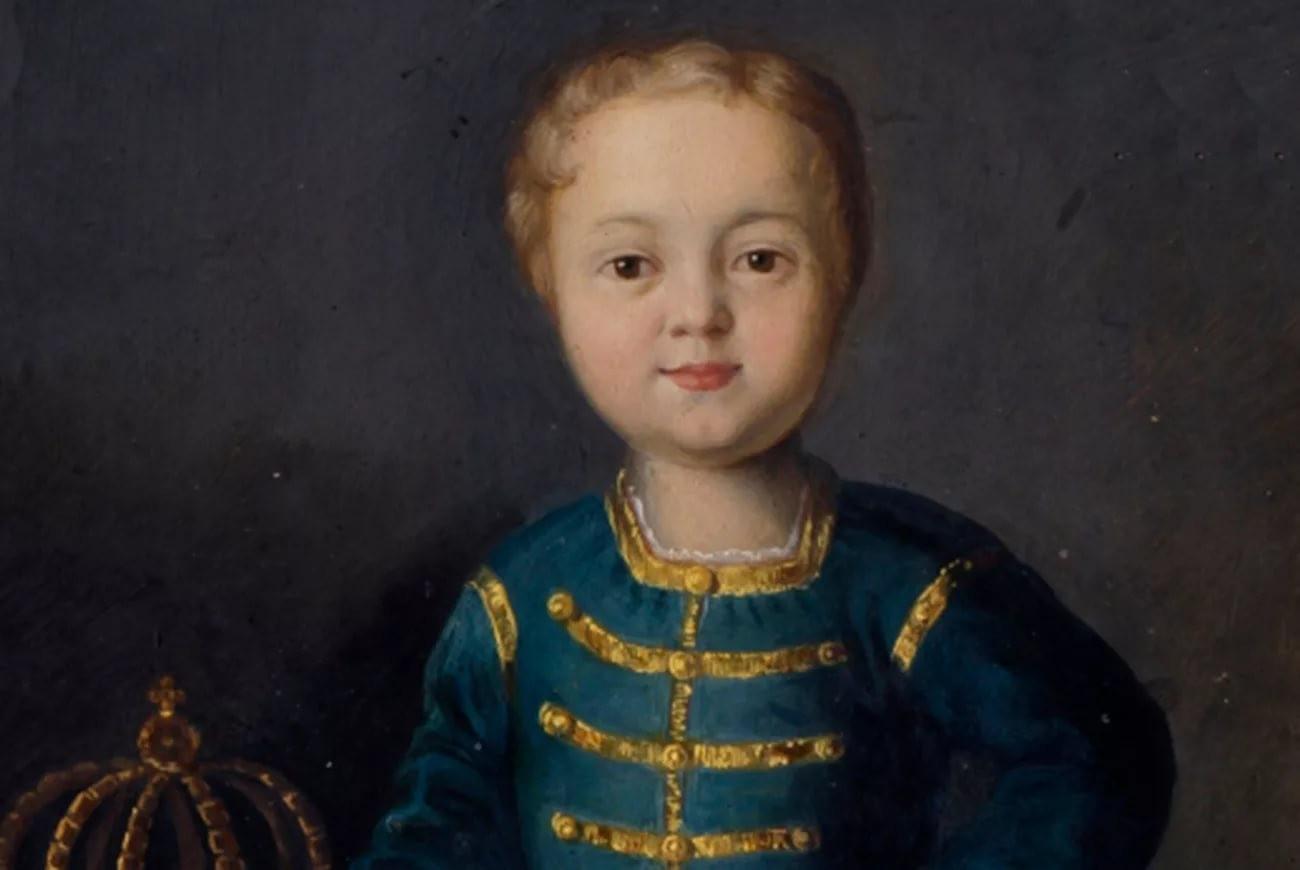 Российская империя – царь Иван VI