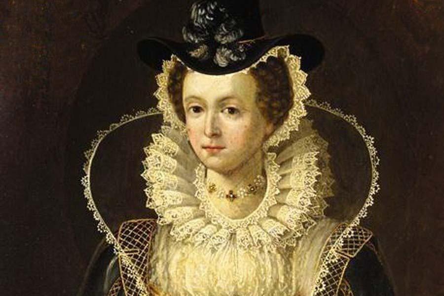 Шотландия – королева Мария Стюарт
