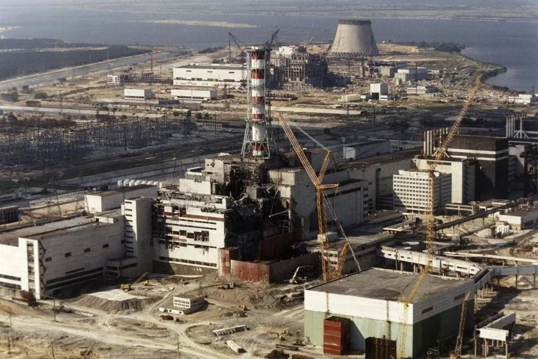 СССР, Припять – Чернобыльская АЭС