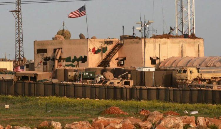 Американские военные базы