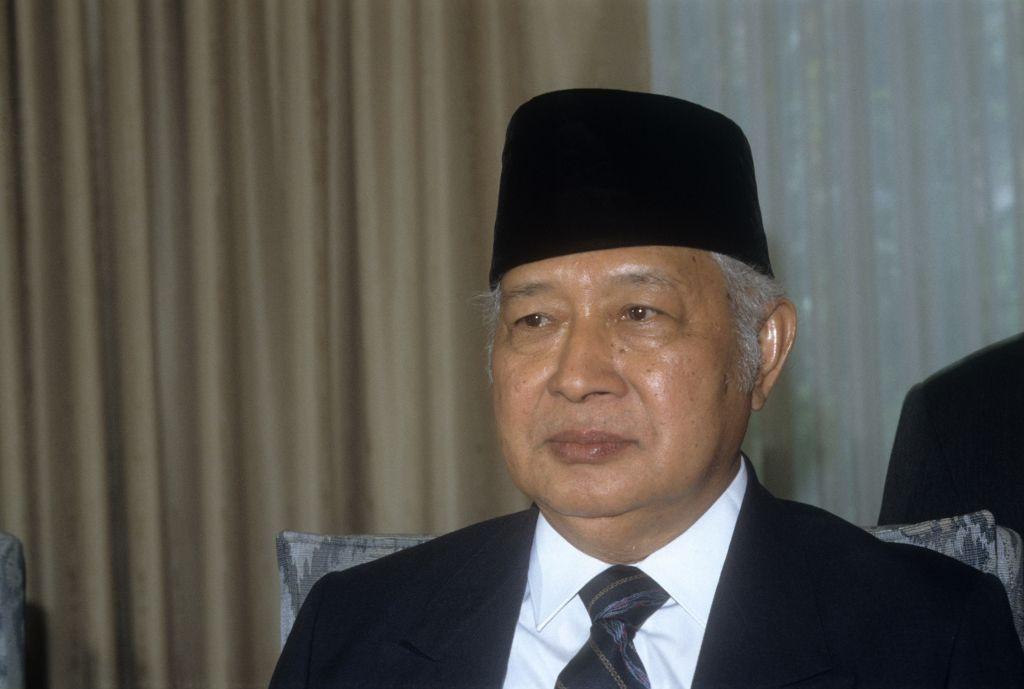 Мухаммед Сухарто