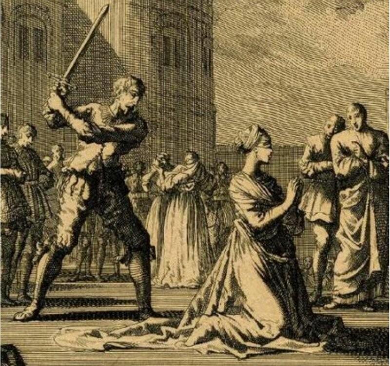 казнь Болейн