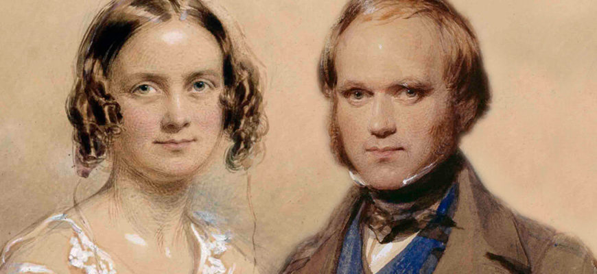 Чарльз Дарвин тоже был женат на своей двоюродной сестре
