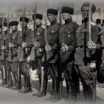 Встреча старых боевых товарищев в новой войне