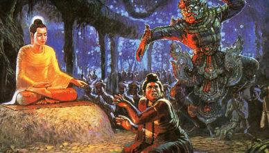 Добро и зло в буддизме