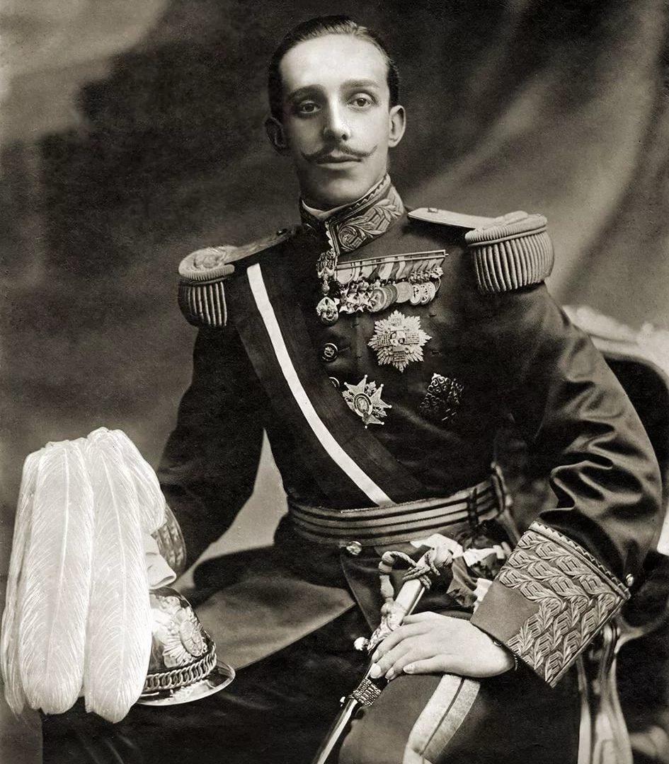Испания – Альфонсо XIII