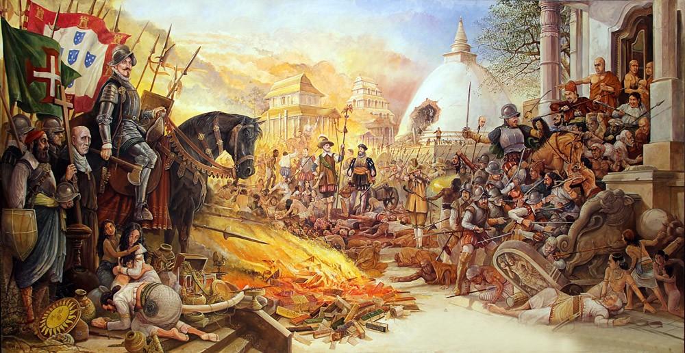 эра португальской колонизации