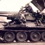 гвардейцы 17-го танкового полка