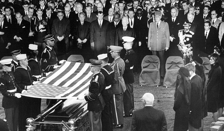 Убитые американские президенты