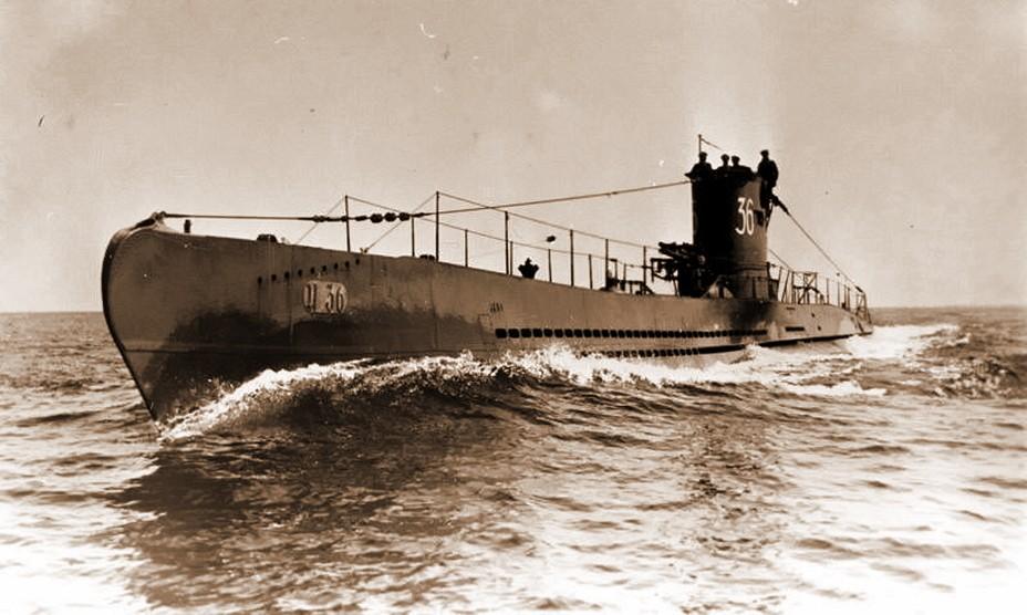 массовой гибели немецких субмарин
