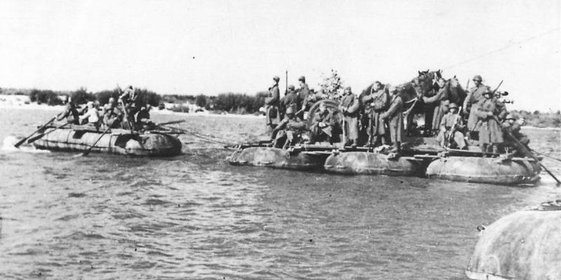 Как начинал обороняться Сталинград